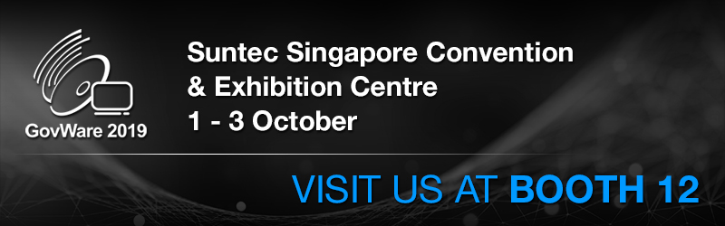 Visit BlackScore at GovWare 2019 Singapore